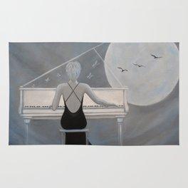 Moonlight  Serenade Rug