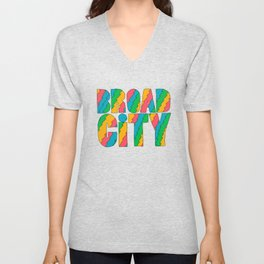 Broad City Unisex V-Neck