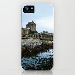 Eilean Donan Castle, Scotland iPhone Case