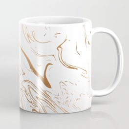 Golden Marble 009 Coffee Mug