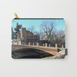 The Professor Marion E. Franklin Castle House, of 1931, No. 1 Carry-All Pouch
