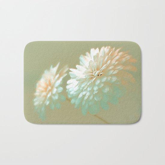 Chrysanthemum(sunshiny) Bath Mat