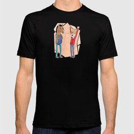Bojack and Todd T-shirt