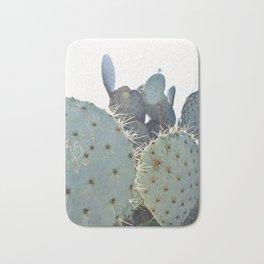 A Cactus Kind of Green Bath Mat