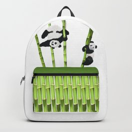 Panda Bamboo Madness Backpack