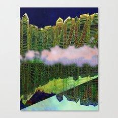 Mirage / URBAN 21-07-16 Canvas Print