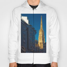 Stephen's Cathedral - Vienna city center Hoody