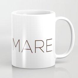 A MARE Coffee Mug