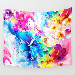 Under Your Spell Remix Wall Tapestry