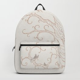 Guest Thumbprint Tree Backpack