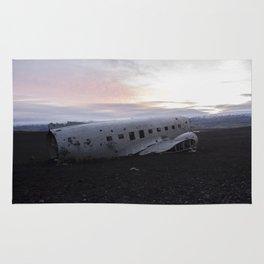 DC-3 At Sunrise Rug