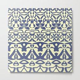 Pattern #41 Metal Print