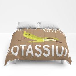 Banana for You Comforters