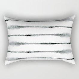 Bleeding Stripes Rectangular Pillow