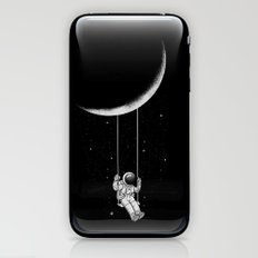 Moon Swing iPhone & iPod Skin