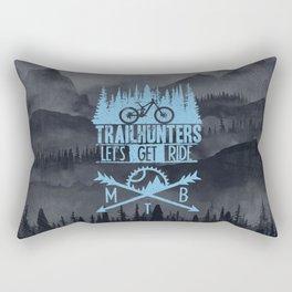 Trailhunters Rectangular Pillow