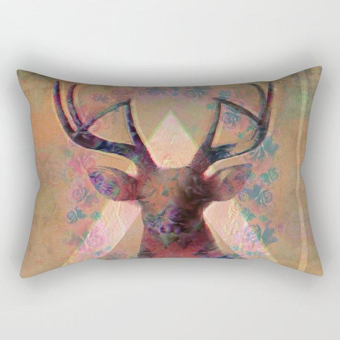 Wild Side  Rectangular Pillow