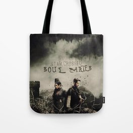 Outlaw Queen / Star Crossed Tote Bag
