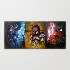 The X Series Canvas Print