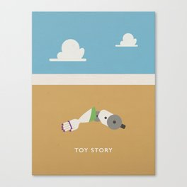 Toy Story Canvas Print