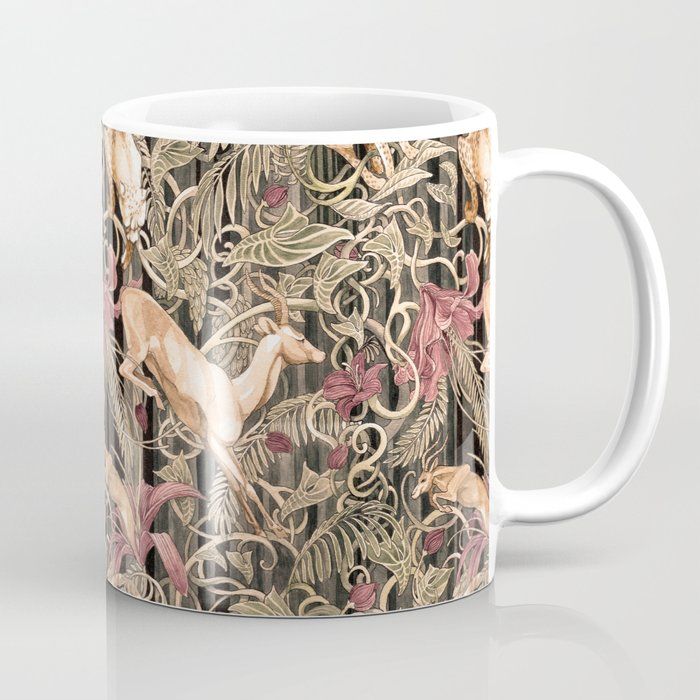Wild life pattern Coffee Mug
