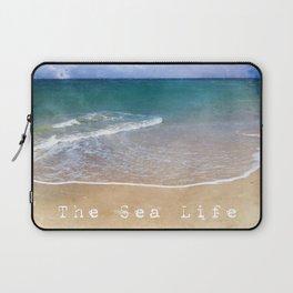 The Sea Life Laptop Sleeve