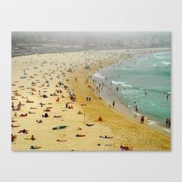 Bondi Beach Canvas Print