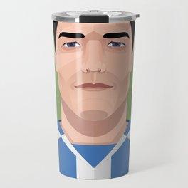Kem Izzet - Colchester United Legends Travel Mug