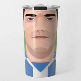 Kem Izzet - Colchester United Legends Travel Mug