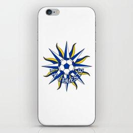 Uruguay La Celeste (The Sky Blue) ~Group A~ iPhone Skin