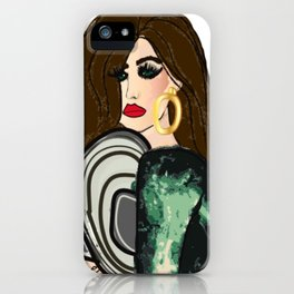 Julianne  iPhone Case