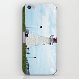 Marine Rail Park Range Light iPhone Skin