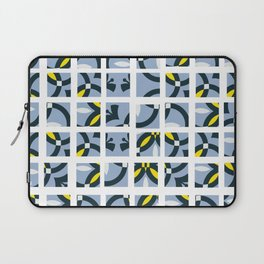 Geometric art pattern 5 Laptop Sleeve