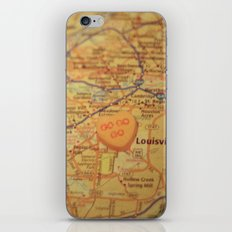 Go Go Go Louisville iPhone & iPod Skin