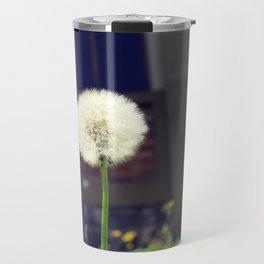 make a wish Travel Mug