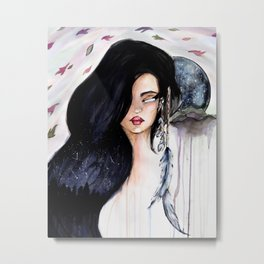 Can You Paint with All the Colors Metal Print