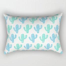 Zion Cactus Rectangular Pillow