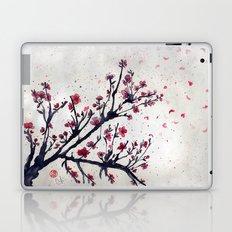 Sakura Sakura watercolour Laptop & iPad Skin