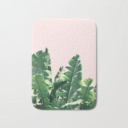 Jungle palms Bath Mat