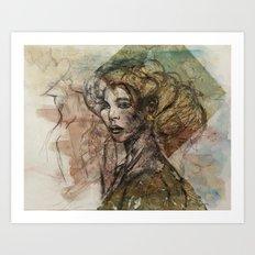 shadow partner Art Print