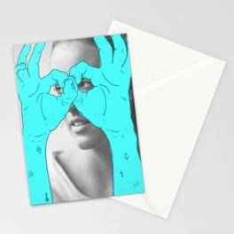 Peak-a-Boo Stationery Cards