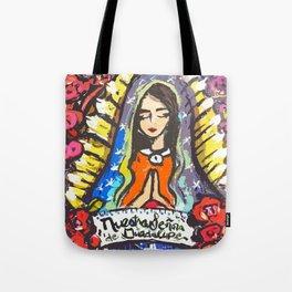 Nuestra Señora de Guadalupe Tote Bag