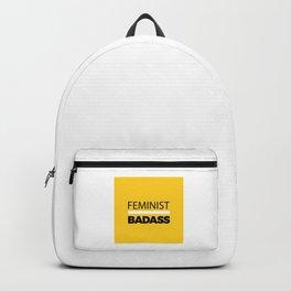 Feminist Badass Backpack