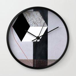Proun 99 - El Lissitzky Wall Clock