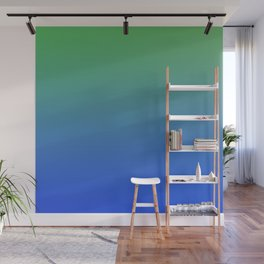 RESTING STATE - Minimal Plain Soft Mood Color Blend Prints Wall Mural