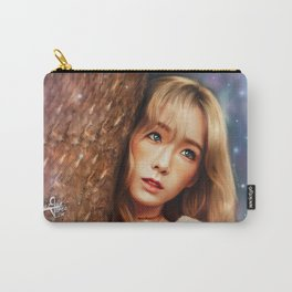 TAEYEON - I - Digital Art Carry-All Pouch