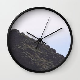 West Once More Wall Clock