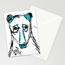 Baby Pizote Stationery Cards