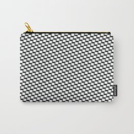 3d optical illusion pattern Carry-All Pouch