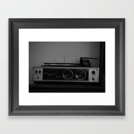Panasonic Framed Art Print